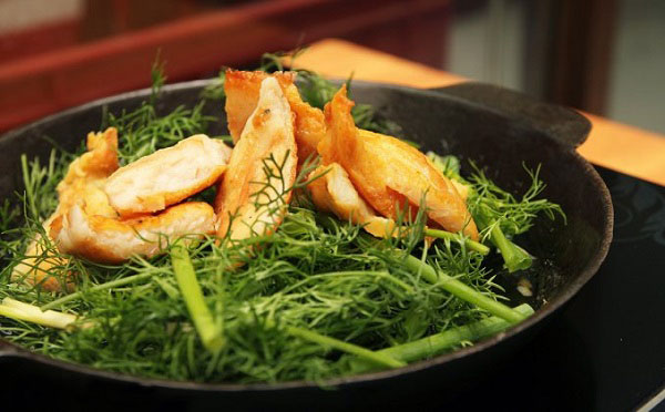 Món ăn Hà Nội chả cá