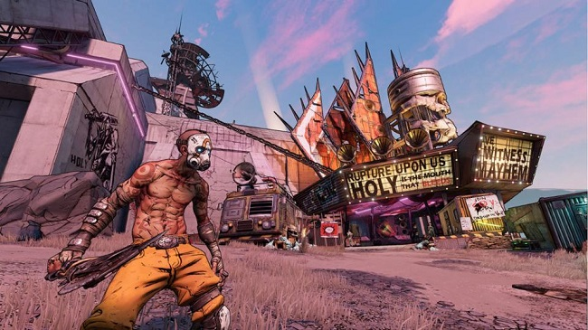 Game Steam Sale 2020 Borderlands 3