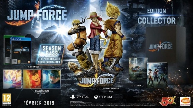 jump force steam summer sale 2020
