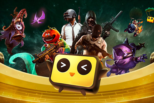 Ứng dụng live stream game Cube TV