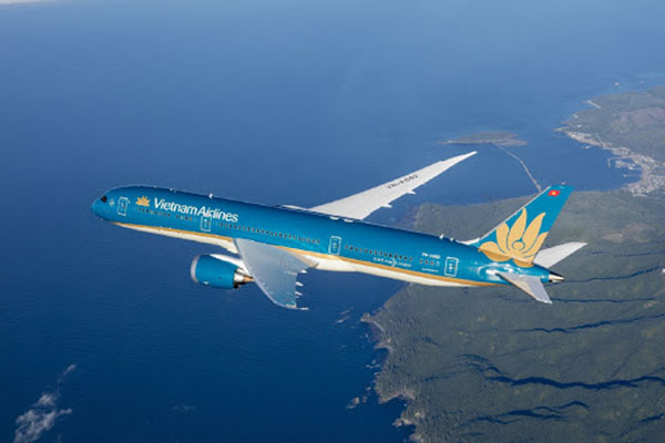 Vietnam Airlines check in