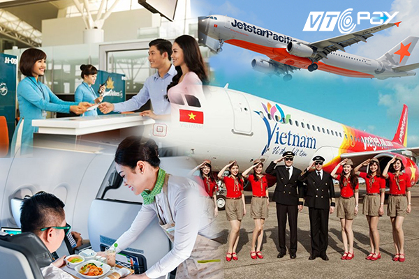 Đặt vé máy bay về Việt Nam