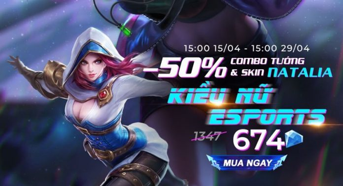 Nạp thẻ game Mobile Legends