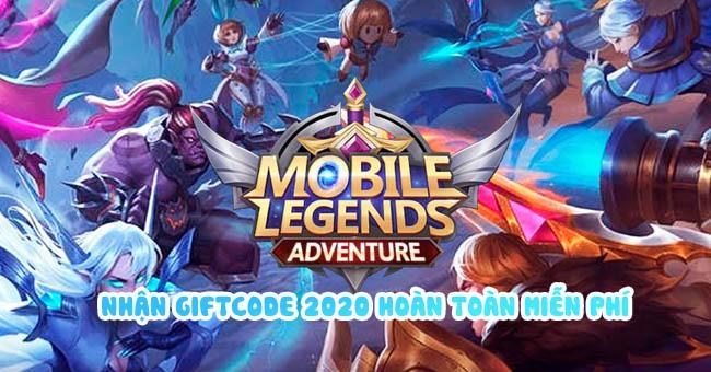 Mobile Legends Adventure code 2020