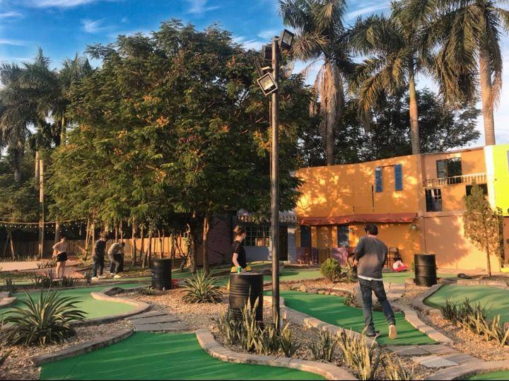 Westlake Mini Golf
