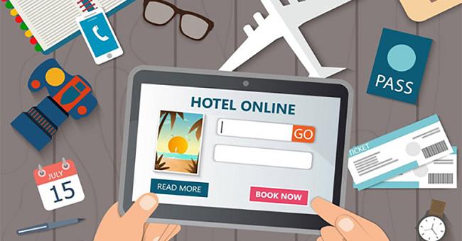 app đặt phòng khách sạn