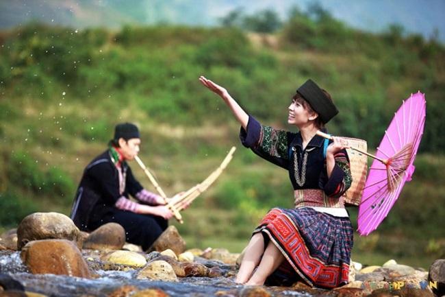 văn hóa du lịch sapa