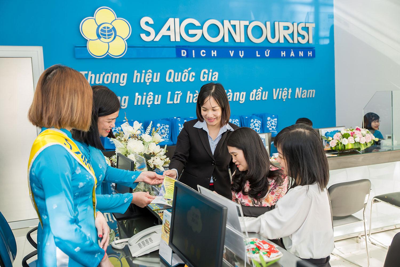 Công ty du lịch Saigontourist
