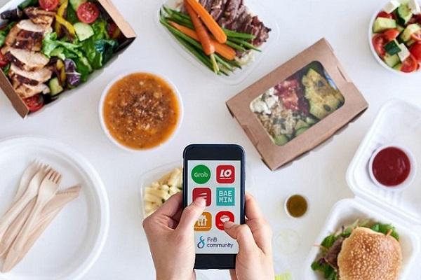 ứng dụng đặt đồ ăn sáng trực tuyến