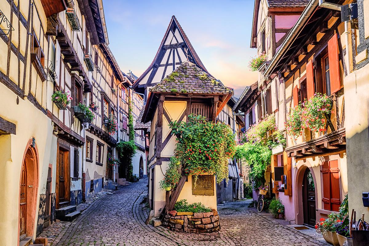 Ngôi làng Pháp