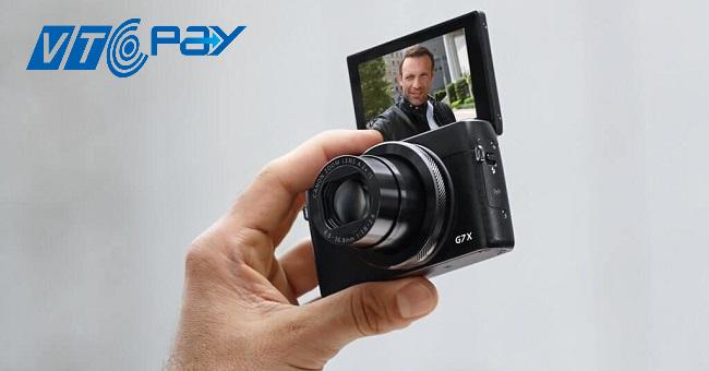 máy quay phim du lịch