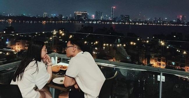 địa điểm hẹn hò Hà Nội